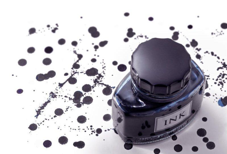 Chi ha inventato l'inchiostro?