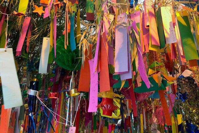 7 luglio in Giappone: Tanabata Matsuri, la festa delle stelle innamorate