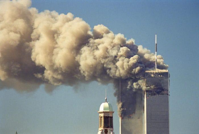11 settembre 2001: cadono le Torri Gemelle di New York