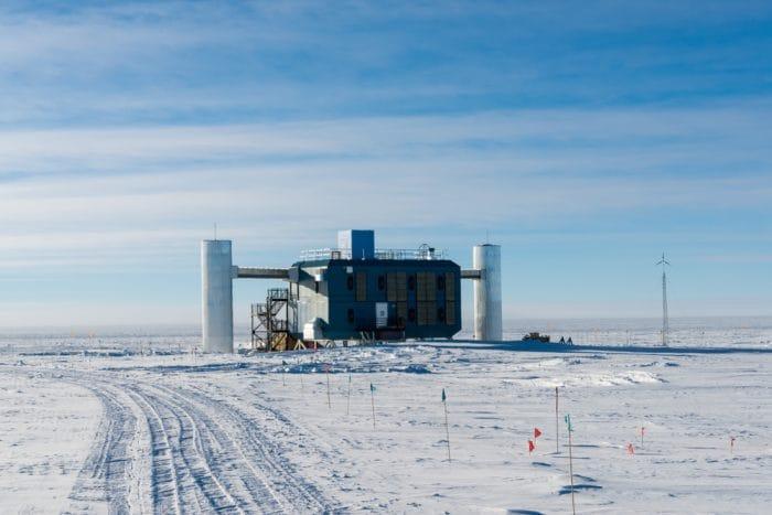 IceCube Observtory e nutrini