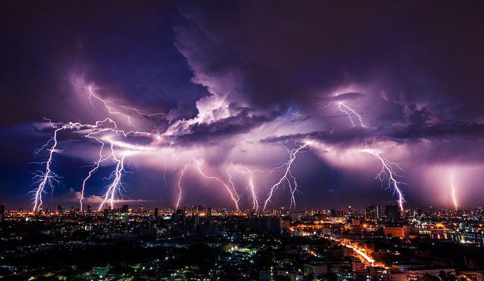 L'energia dei fulmini si può usare?