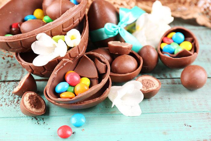 Chi ha inventato le uova di cioccolato?