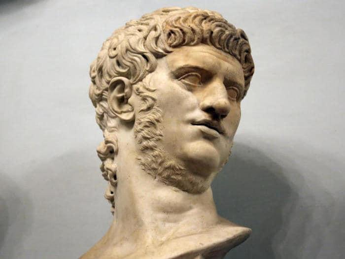 Storia di Nerone, l'imperatore romano