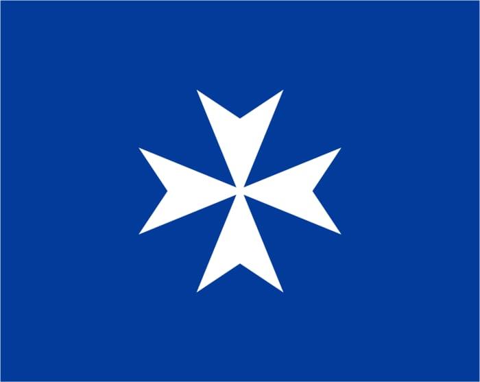 Bandiera della Repubblica marinara di Amalfi
