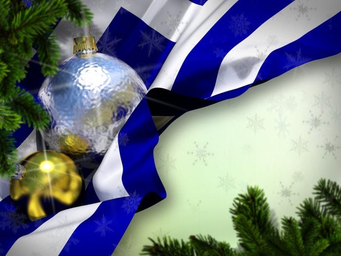 Natale, Grecia