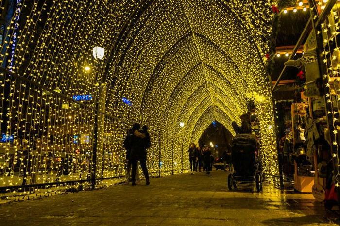 Natale nel Nord Europa