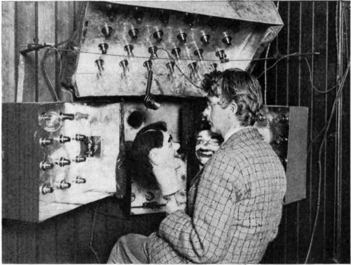 John Logie Baird e la televisione
