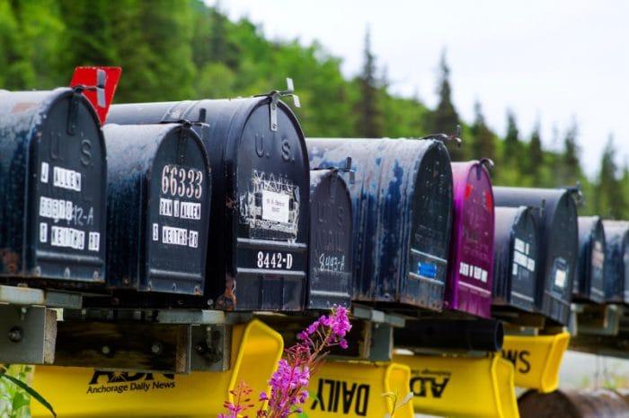 Chi ha inventato la posta?