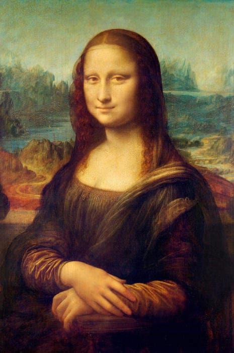 Leonardo da Vinci: Gioconda