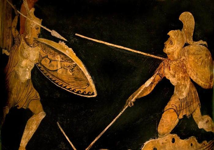 I personaggi dell'Iliade: gli eroi che si batterono a Troia