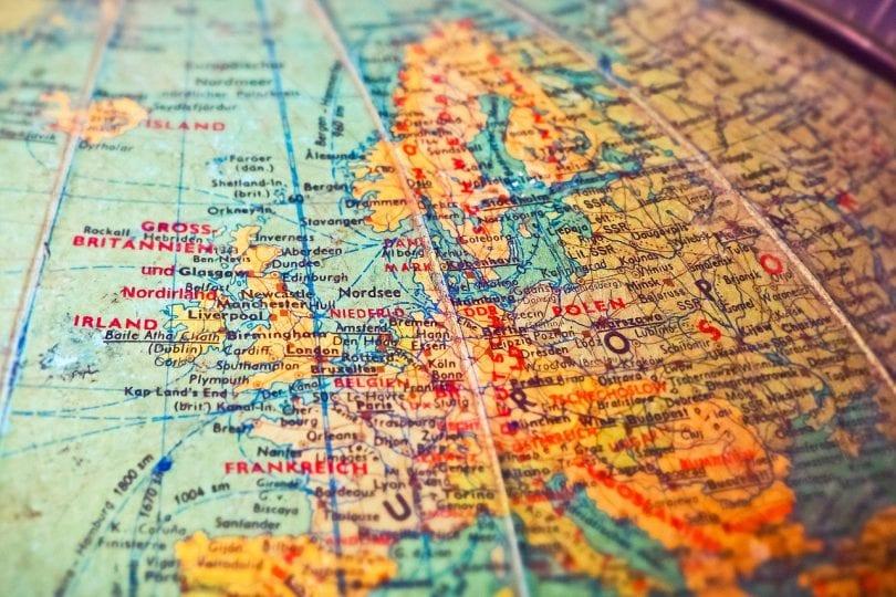 Da dove viene il nome Europa?