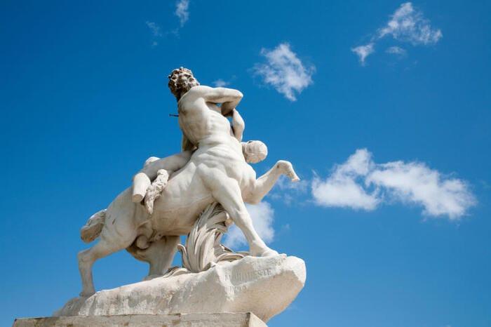 Miti greci:  Ercole, Centauro, Europa e gli altri