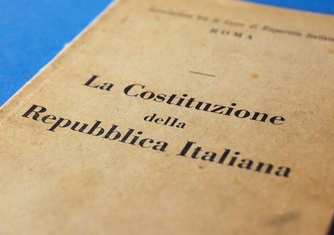 Che cos'è la Costituzione?