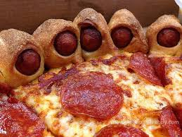 pizze strane