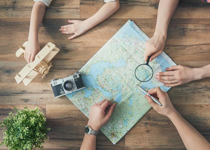 I 3 trucchi per studiare geografia come si deve