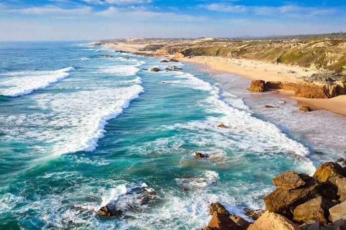 Costa, riva e spiaggia: qual è la differenza?