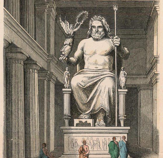 Junior reporter, la genealogia degli dei greci