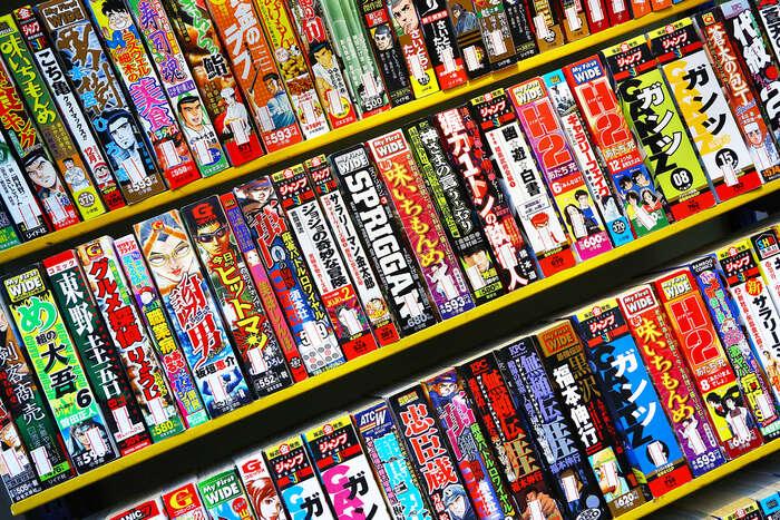Cos'è un Manga?
