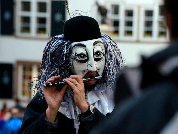 Carnevale nel mondo: ecco i più strani e alternativi