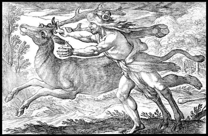 12 Fatiche di Ercole