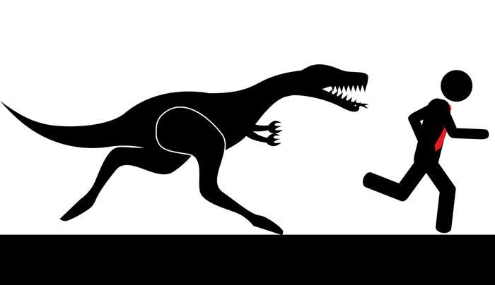 Lo sapevi che | Corre più veloce l'uomo o il dinosauro?