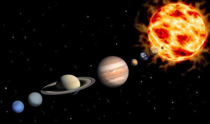 Dieci cose che (forse) non sapevi sul sistema solare