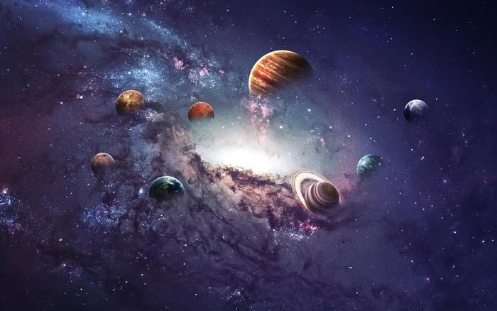 Sistema Solare: i pianeti gassosi