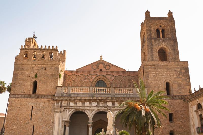 La Cattedrale di Monreale spiegata ai bambini
