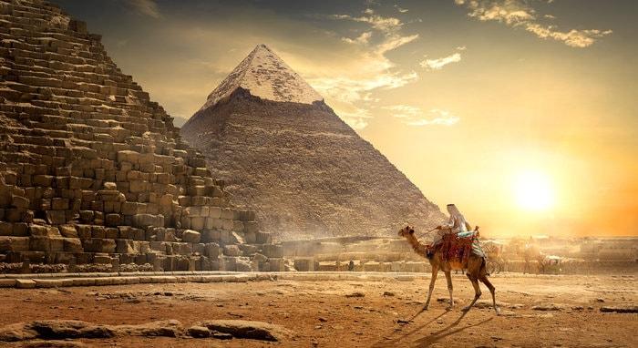 Egizi, piramidi