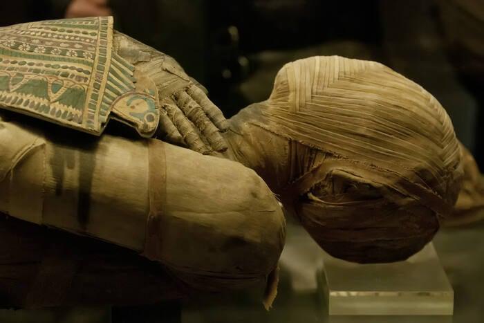 10 cose che (forse) non sai sulle mummie