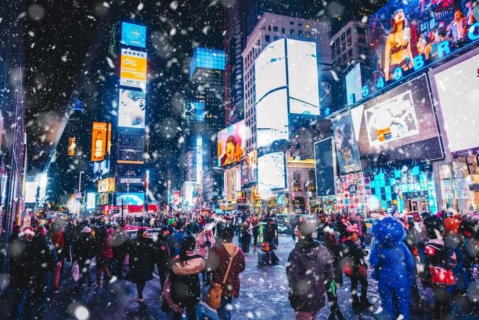 Capodanno a Time Square