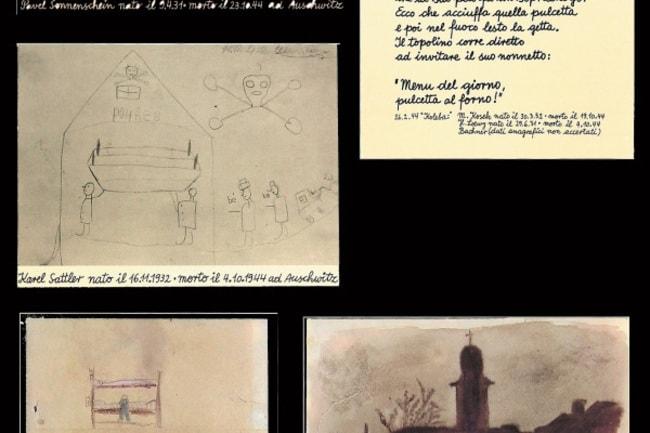 Shoah: i bambini di Terezín