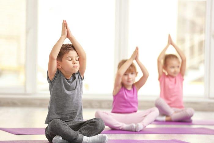 Come combattere l'ansia per le interrogazioni con lo yoga