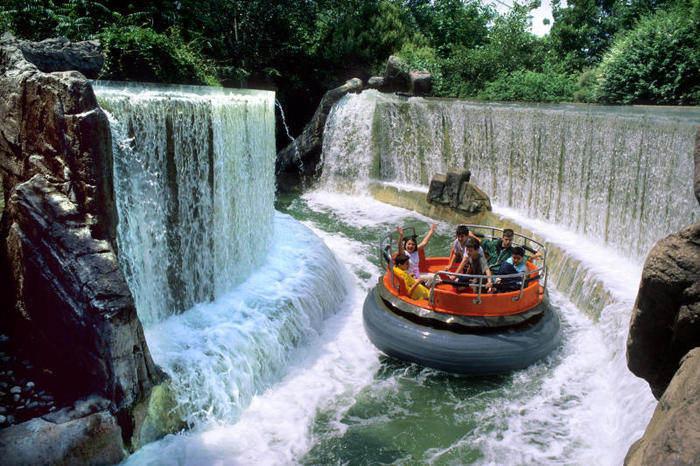 I 20 parchi divertimento più belli d'Italia