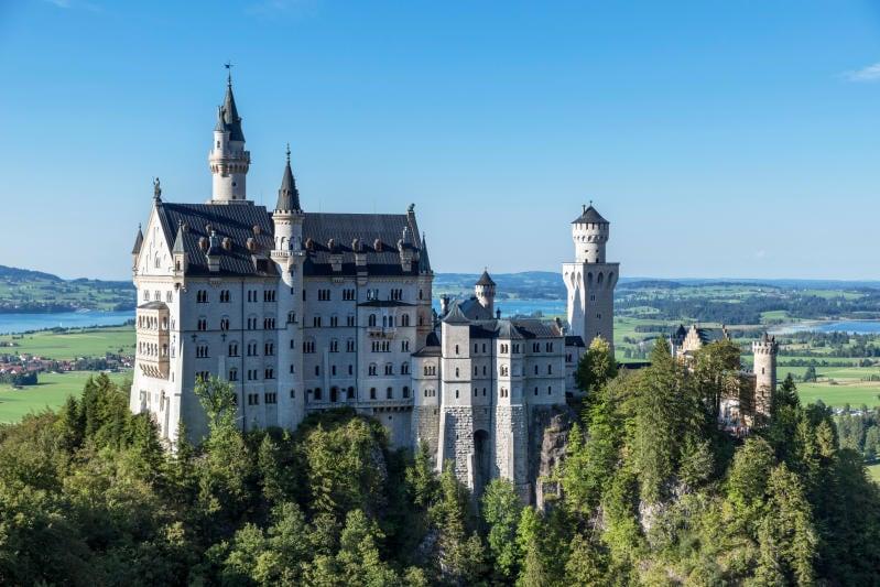 5 castelli delle fiabe che esistono anche nella realtà