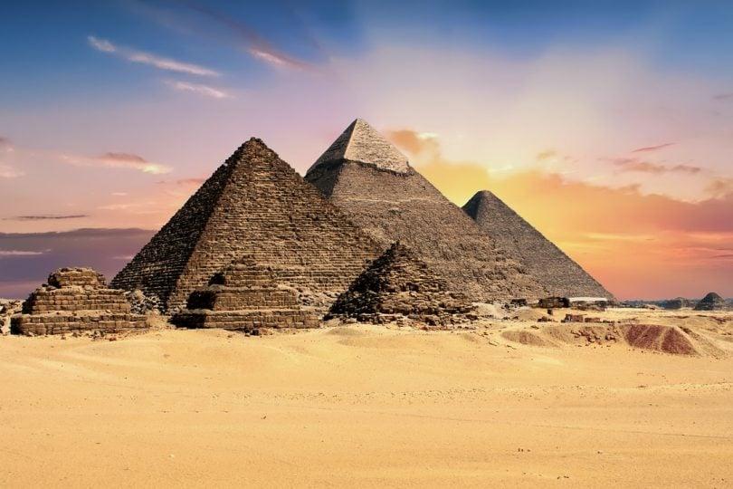 5 cose che non sai sulle piramidi (VIDEO)