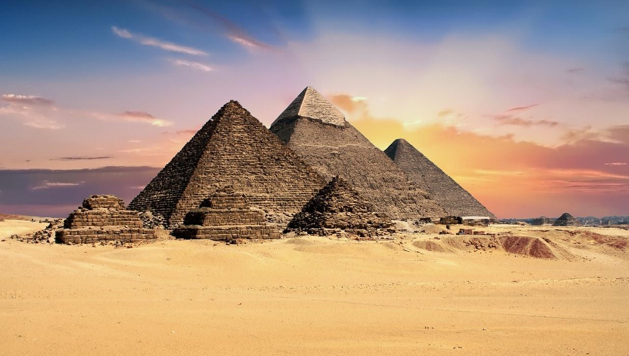 5 cose che non sai sulle piramidi