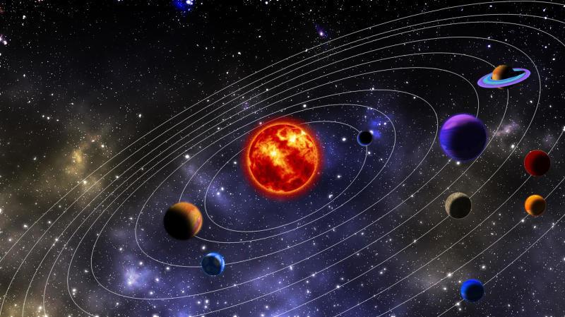 5 cose che non sai sul sistema solare