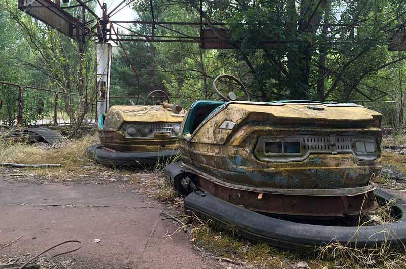 Chernobyl: il disastro nucleare 33 anni dopo