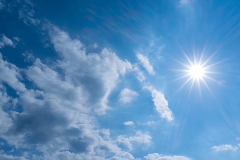 Perché il cielo è azzurro?