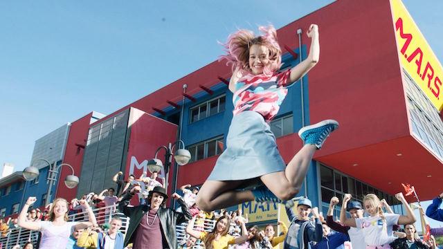Penny on M.a.r.s. Il sogno e il segreto di una ragazza e dei suoi amici nella nuova serie Disney