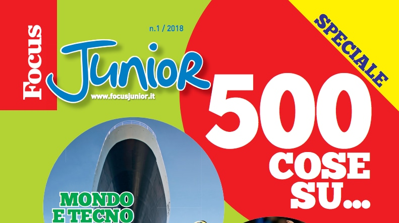 "Speciale Focus Junior: ""500 cose su..""!"