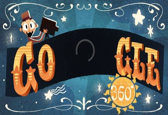 Google dedica il primo doodle interattivo al regista Georges Méliès!