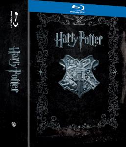 I 7 film della saga in un cofanetto: qui trovi TUTTI gli incantesimi di Harry Potter.