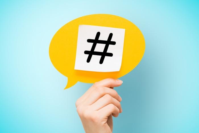 Hashtag, che cos'è e come è nato
