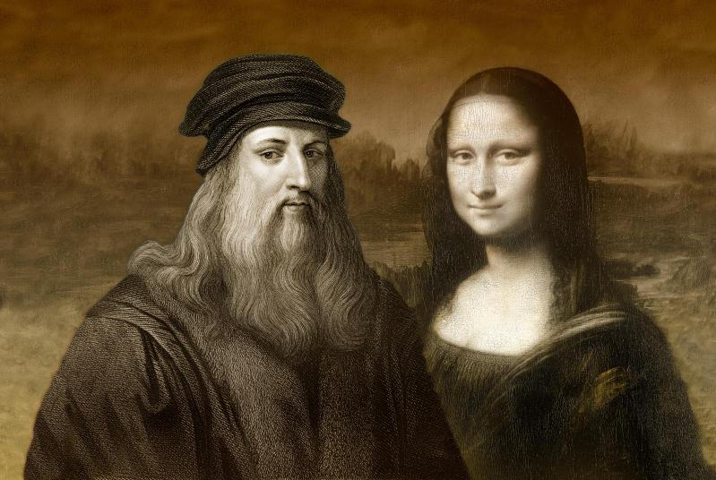 Le barzellette e gli scherzi di Leonardo Da Vinci