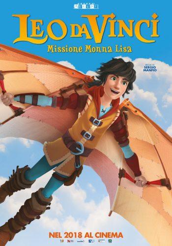 Leonardo da Vinci: missione Monna Lisa, il film.