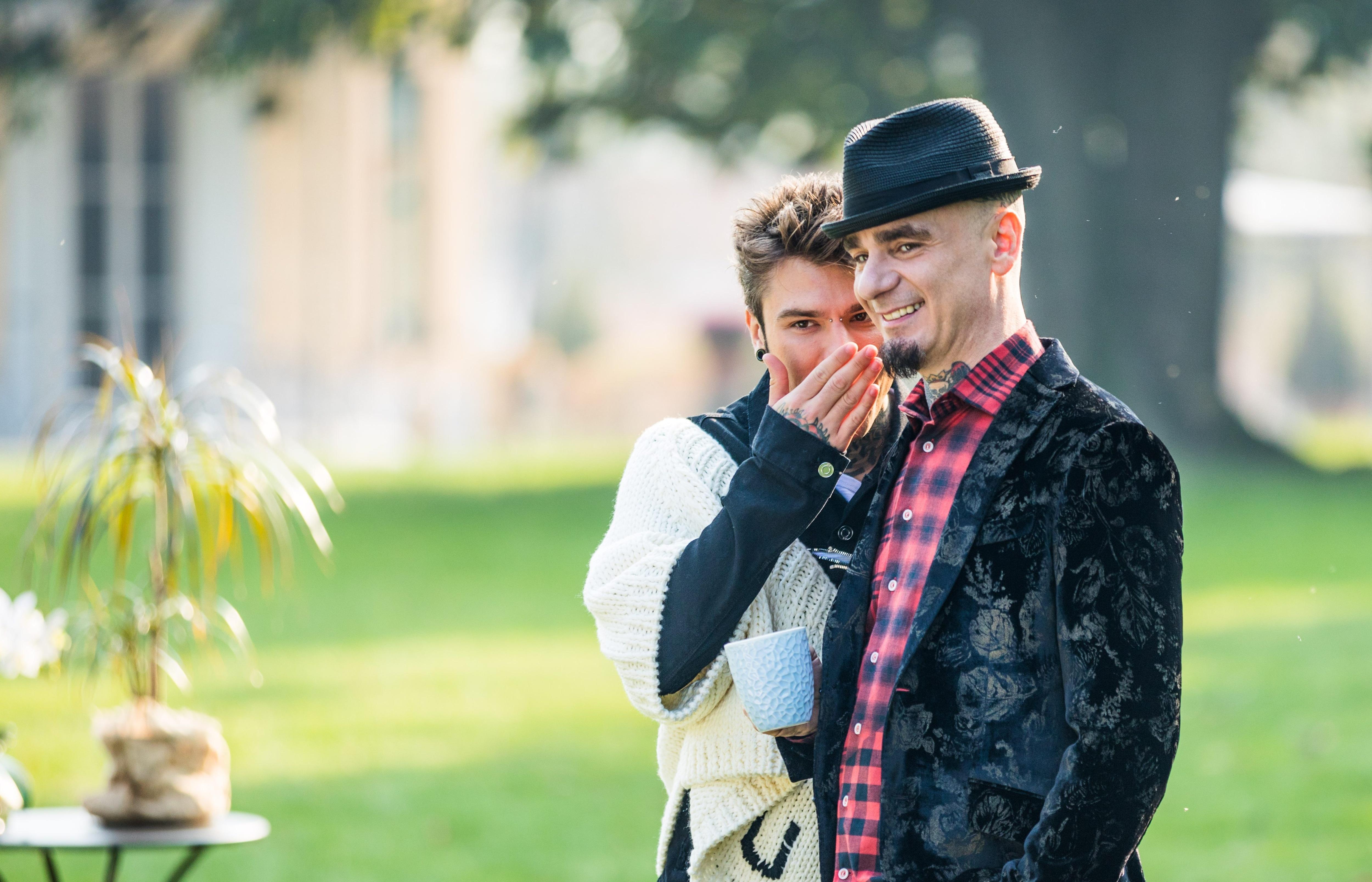 J-Ax e Fedez: amici per le rime