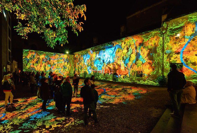 Festival di Acqua e Luce, tante opere magiche