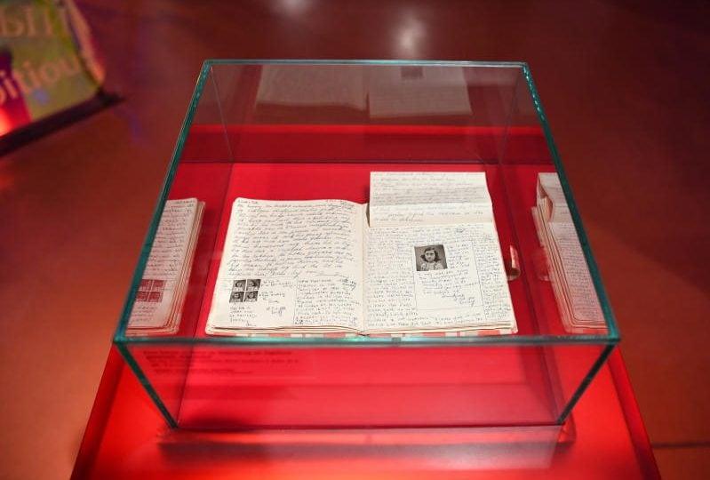 Diario di Anna Frank| scoperte due pagine segrete